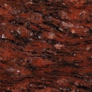 Cat's Eye Red granite